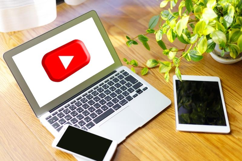 YouTubeで社内、会員制の動画共有